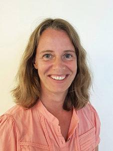 Årets stipendiat Ann Ohlsson. Foto: Pia Nordin